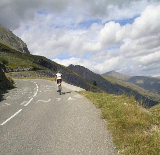 Vier Tour-de-France-Pässe an drei Tagen